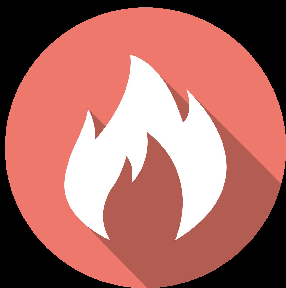 Icono de instalación de gas