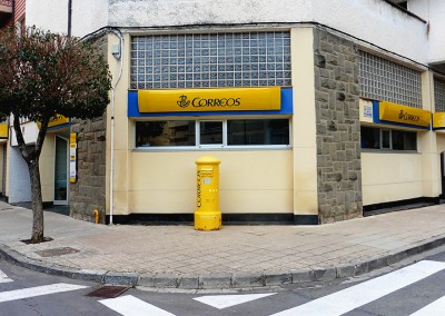 Edificio de Correos de Jaca